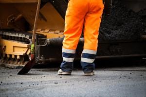 Asphalt für Straßenbau Arbeiten Tiefbau Siegen